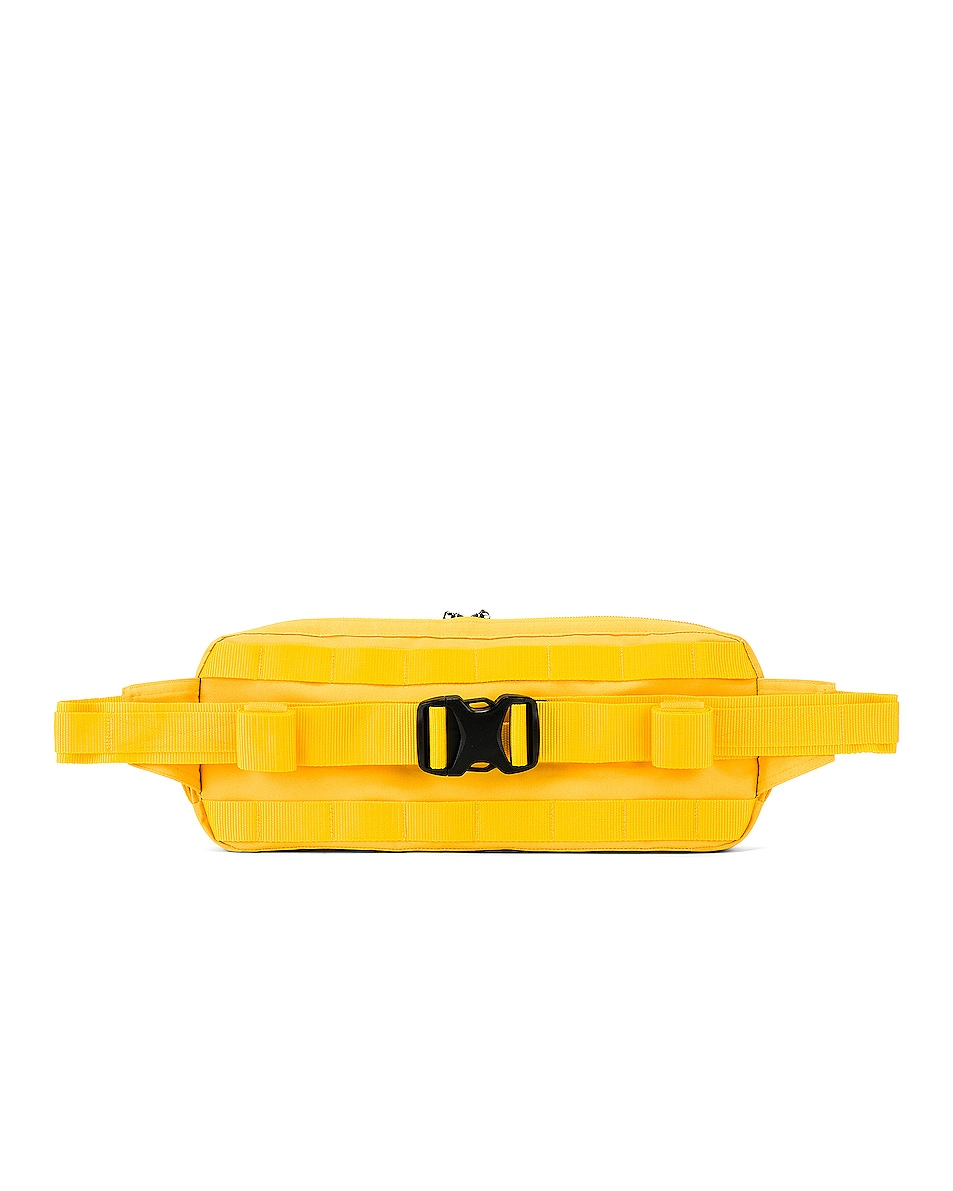Image 3 of Junya Watanabe Fanny Pack in Yellow