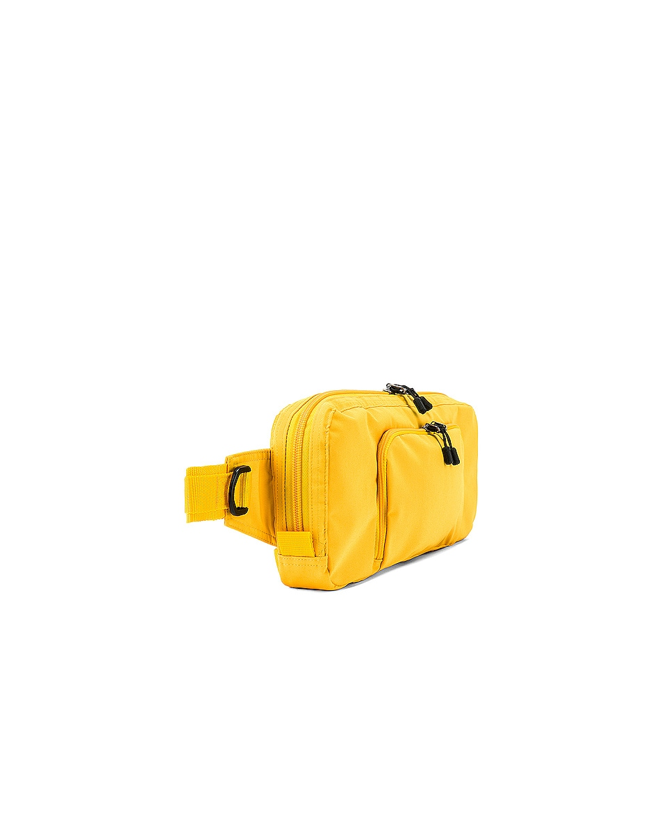 Image 4 of Junya Watanabe Fanny Pack in Yellow