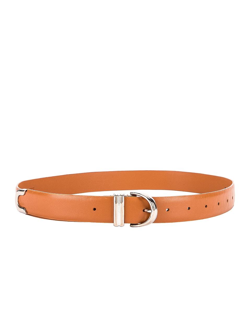 Image 1 of KHAITE Bambi Belt in Caramel