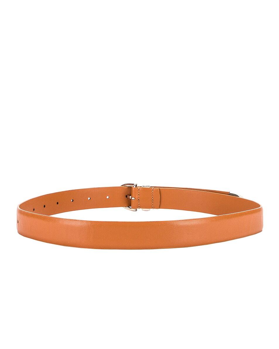 Image 2 of KHAITE Bambi Belt in Caramel