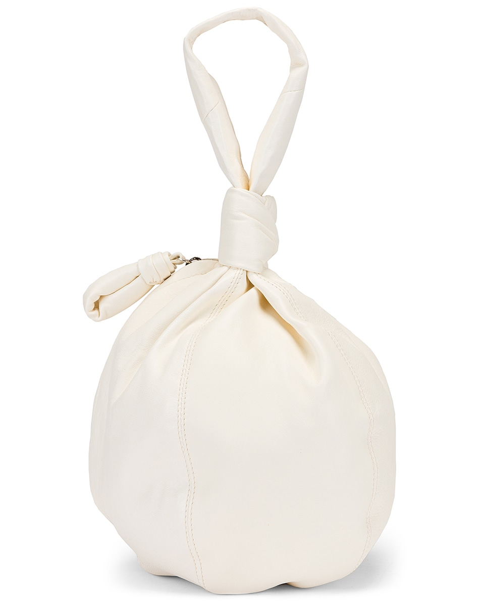 Image 1 of Lemaire Purse Bag in Off White