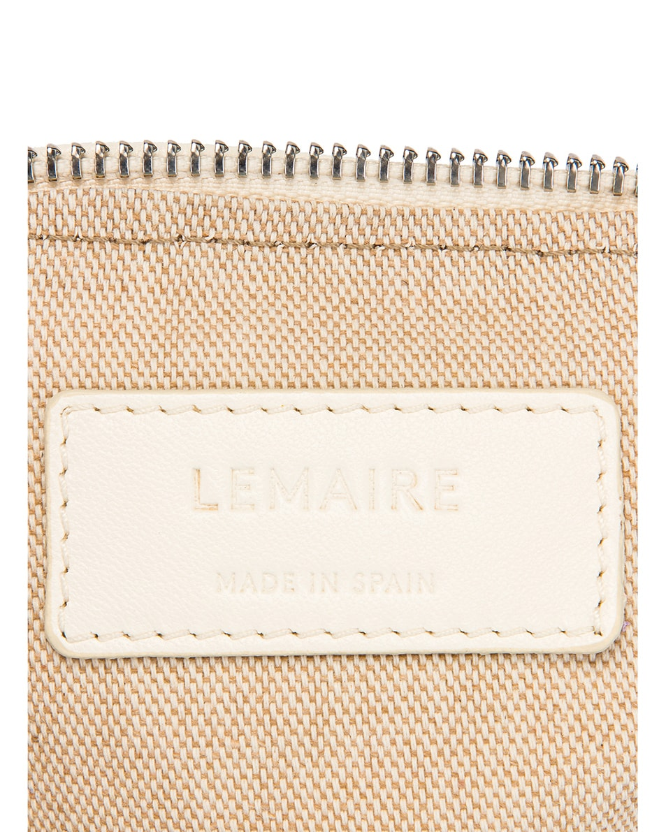 Image 6 of Lemaire Purse Bag in Off White