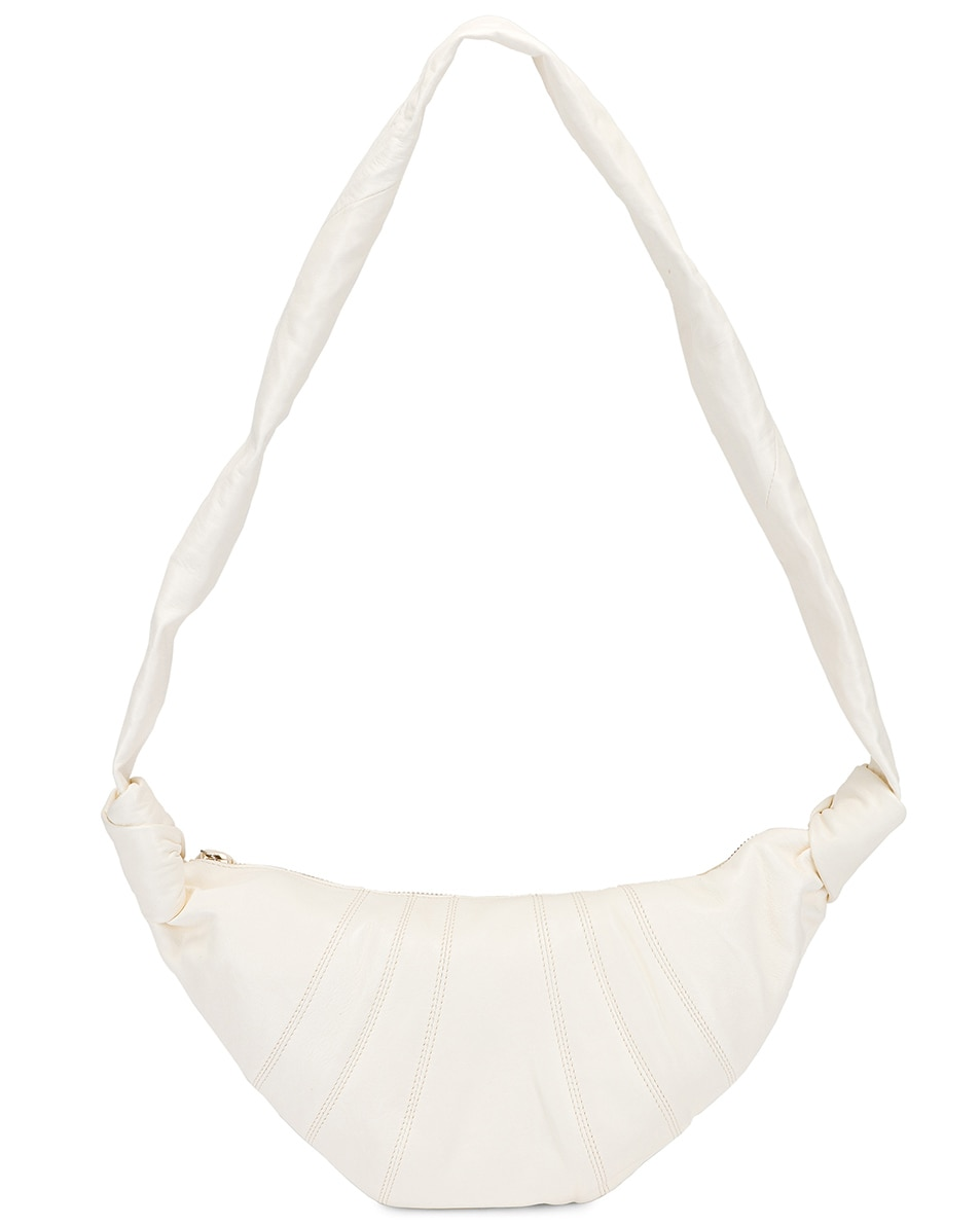Image 1 of Lemaire Small Bum Bag in Off White