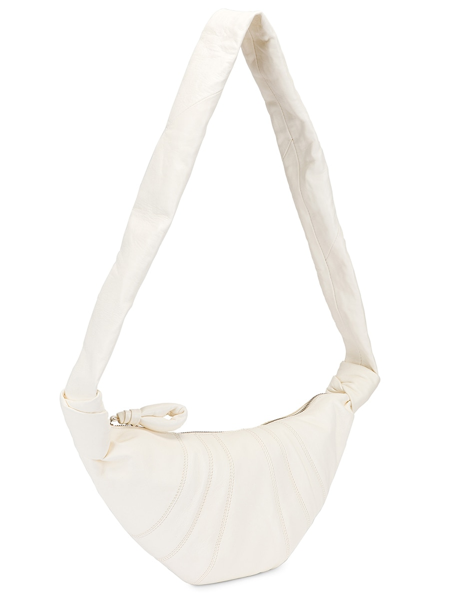 Image 4 of Lemaire Small Bum Bag in Off White