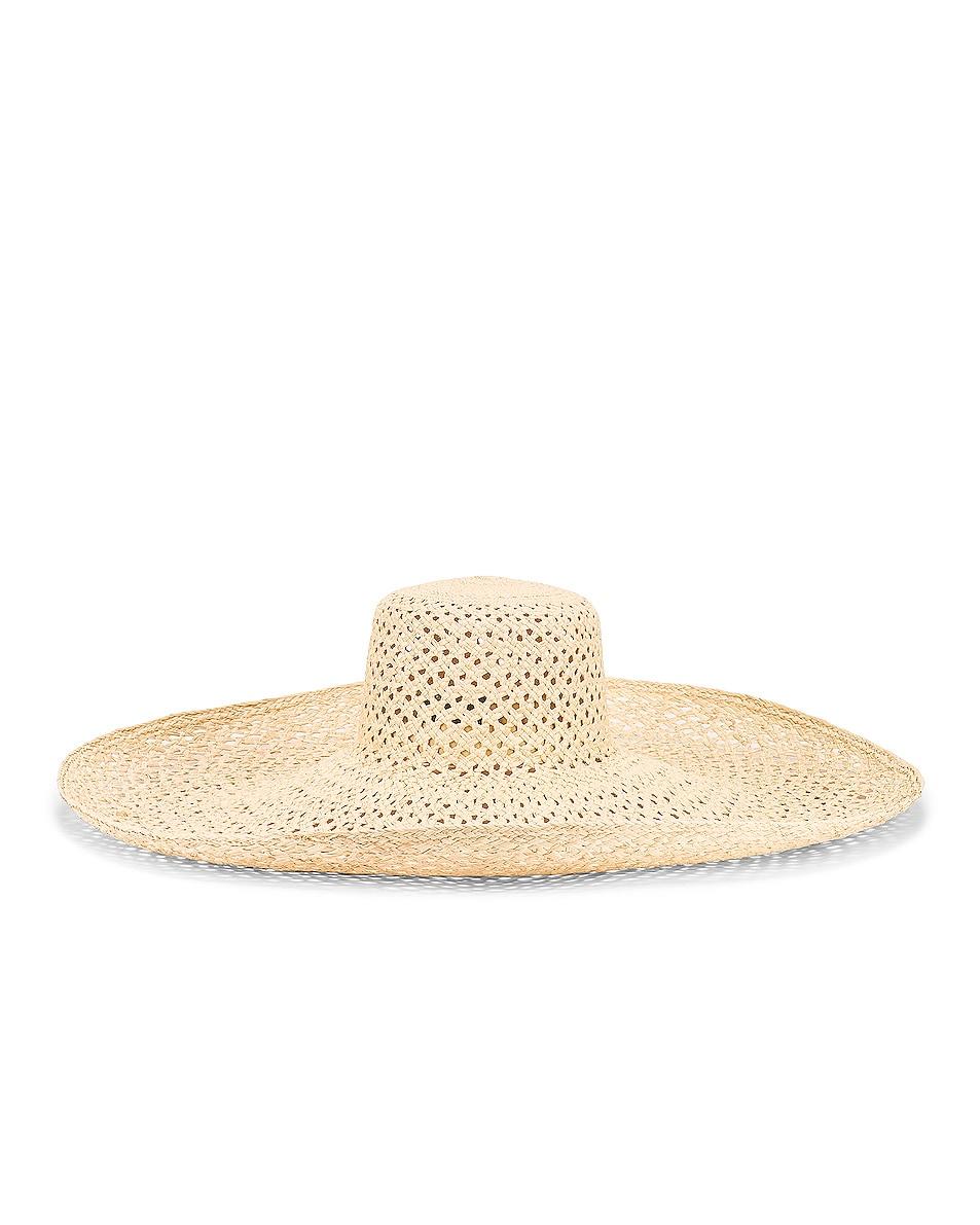 Image 1 of Lola Hats Pergola Hat in Natural