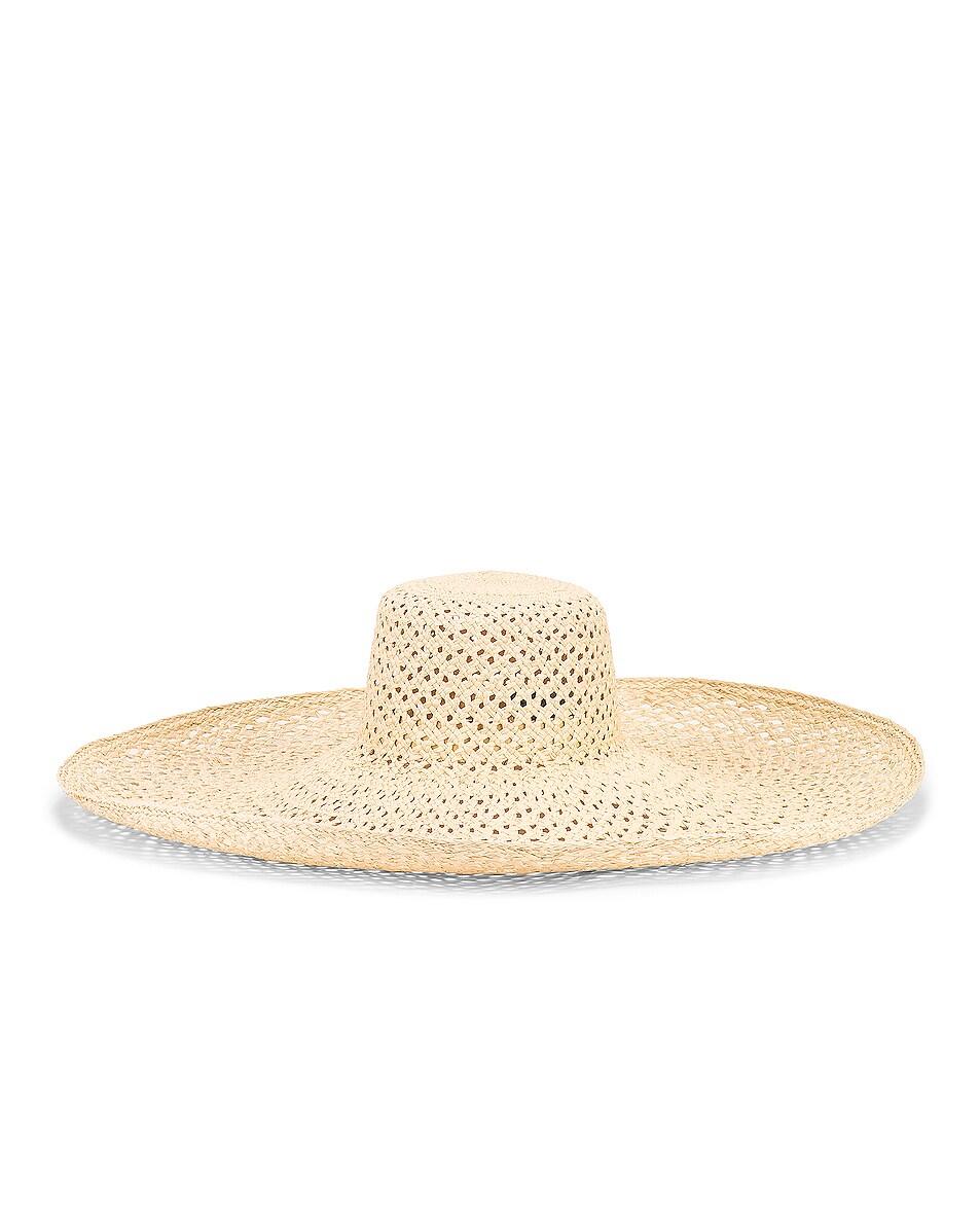 Image 3 of Lola Hats Pergola Hat in Natural
