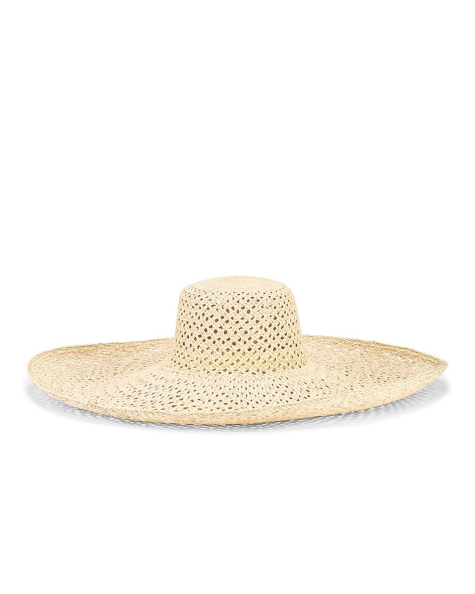 Image 4 of Lola Hats Pergola Hat in Natural