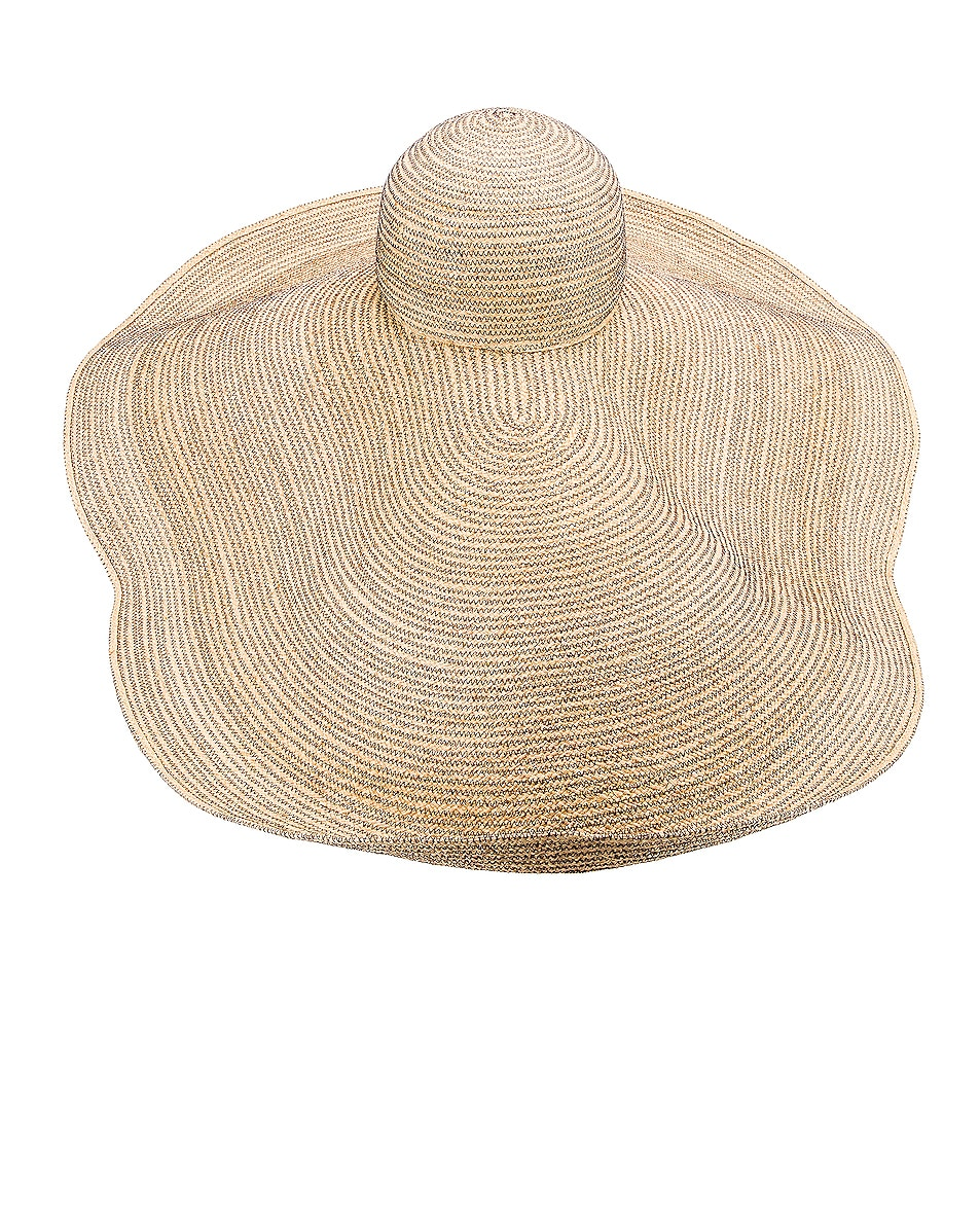 Image 4 of Lola Hats Classic Spinner Hat in Navy