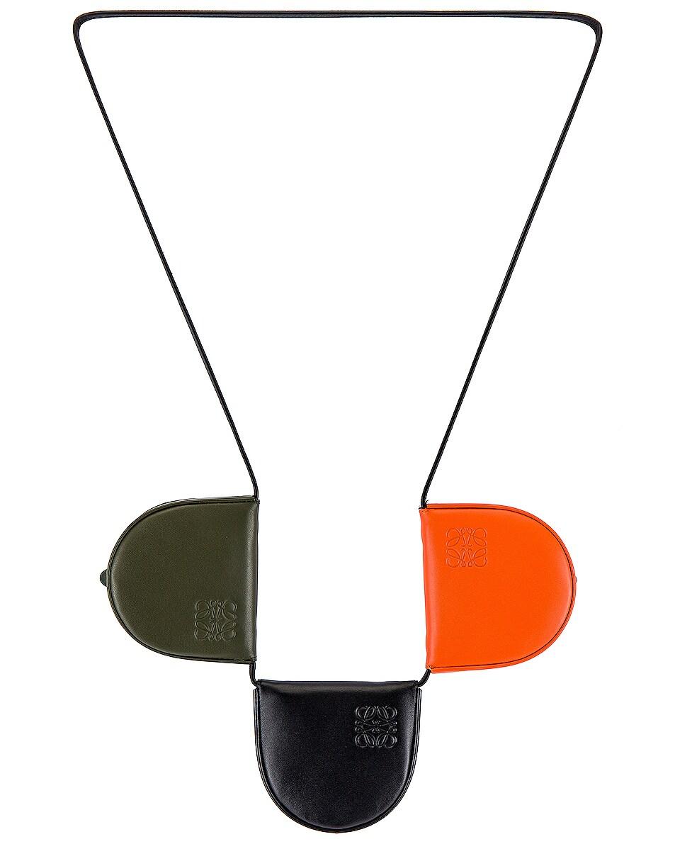 Image 1 of Loewe Multi Heel Necklace in Multi