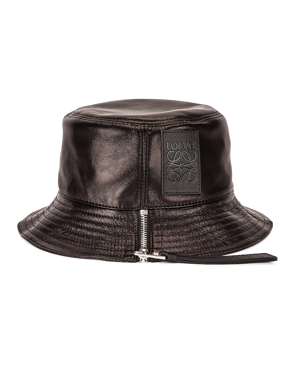 Image 1 of Loewe Fisherman Hat in Black