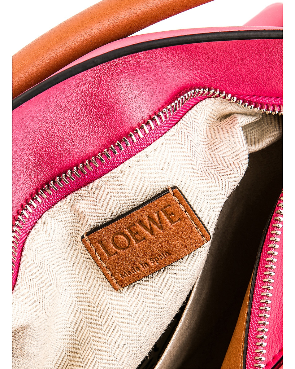 Image 7 of Loewe Puzzle Small Bag in Multicolor