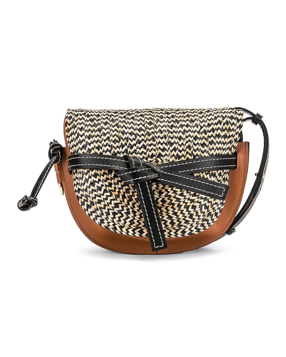 Image 1 of Loewe Gate Small Bag in Tan