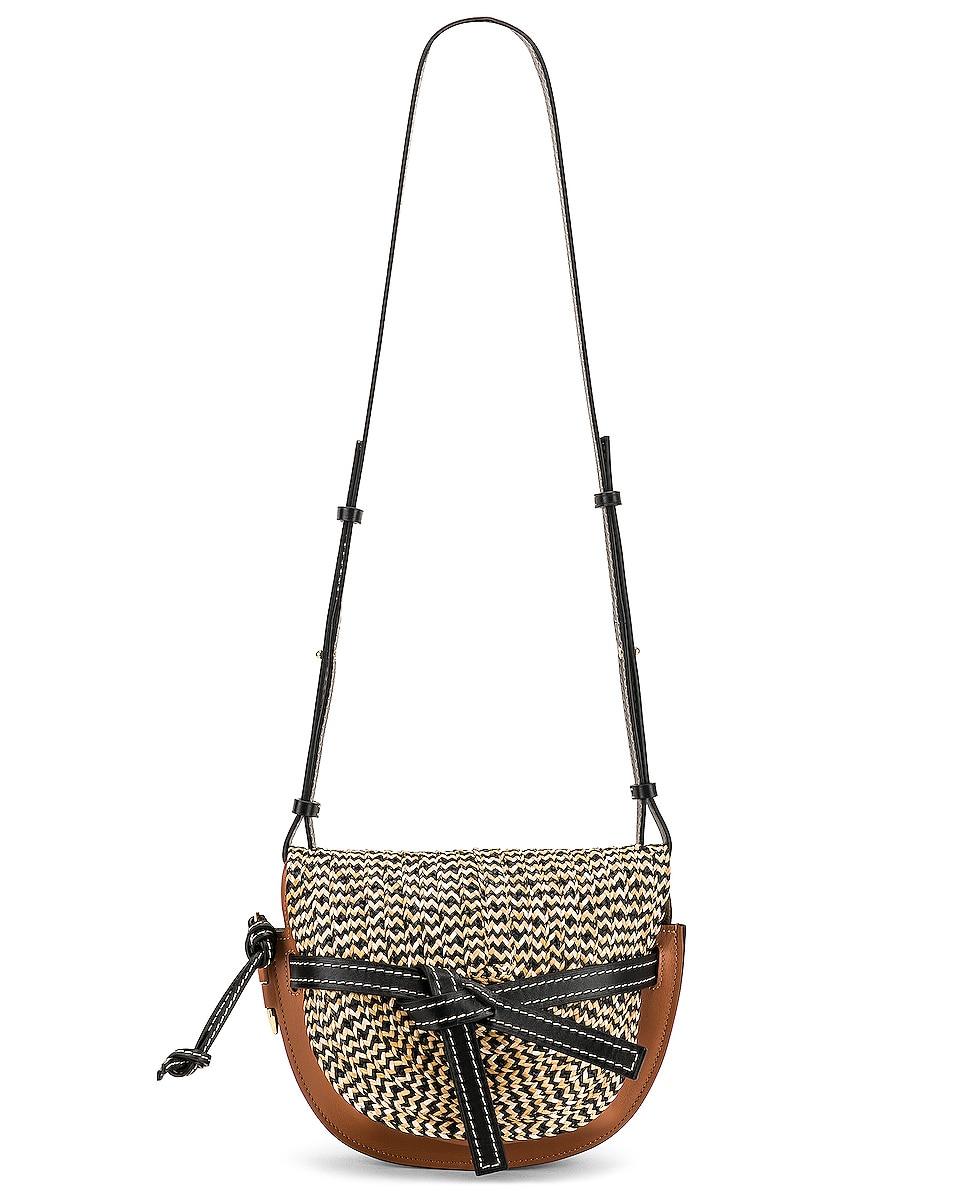 Image 6 of Loewe Gate Small Bag in Tan
