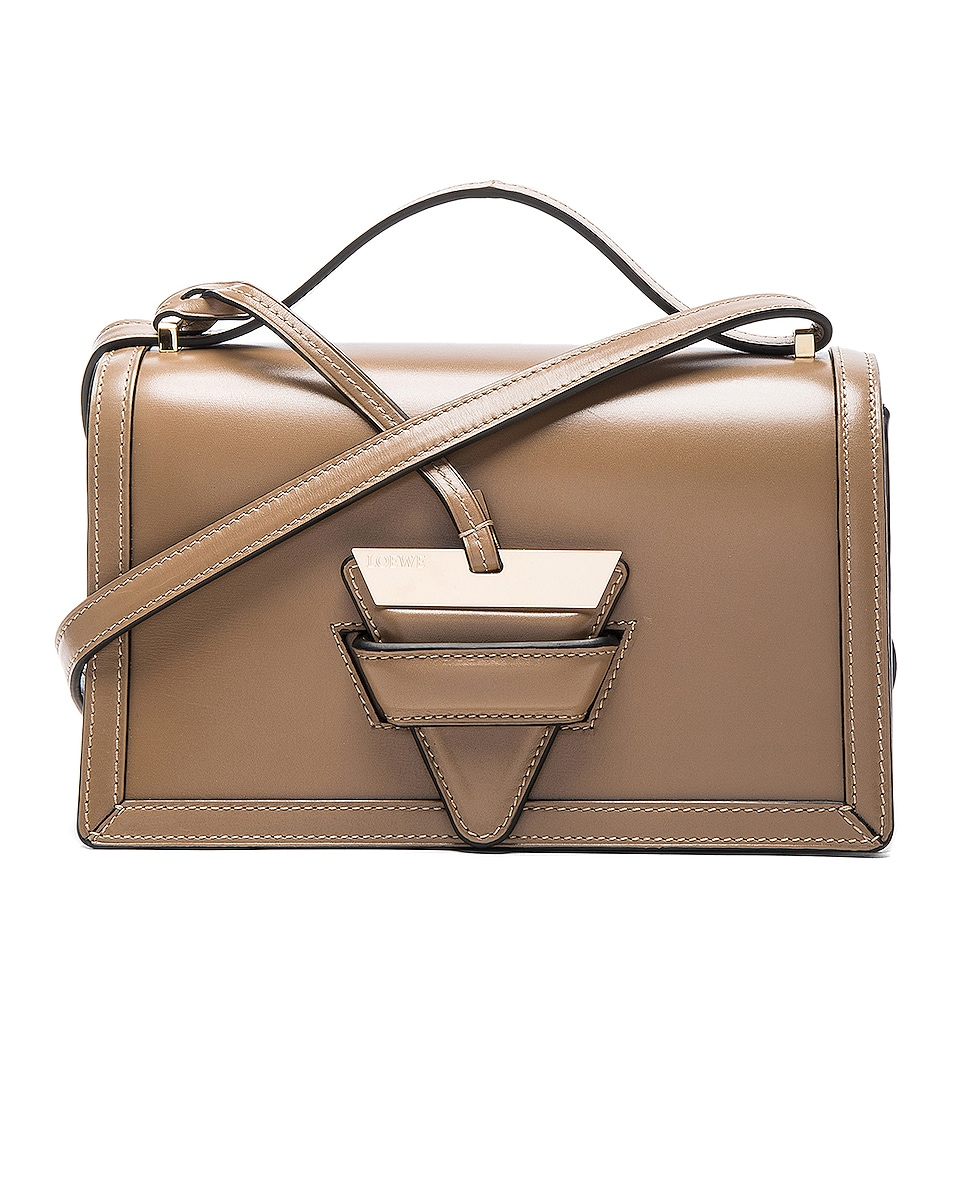 Image 1 of Loewe Barcelona Bag in Mink