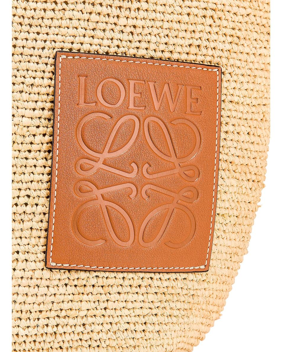 Image 7 of Loewe Slit Bag in Natural