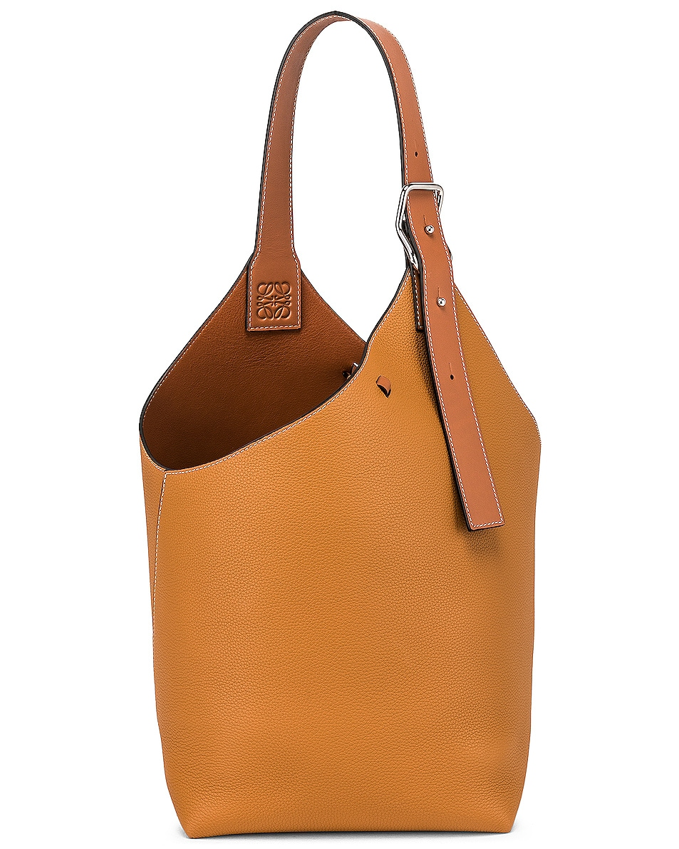 Image 1 of Loewe Balloon Bag in Light Caramel