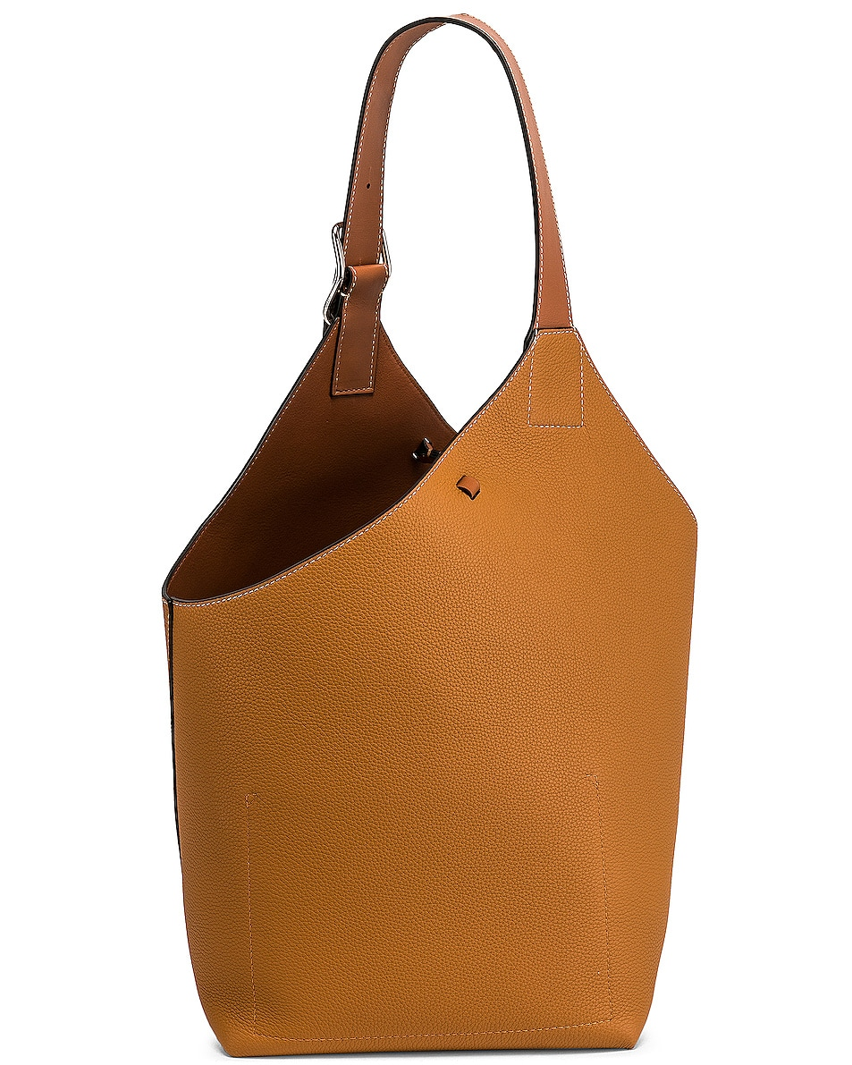 Image 3 of Loewe Balloon Bag in Light Caramel
