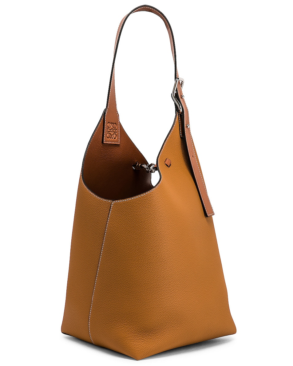 Image 4 of Loewe Balloon Bag in Light Caramel