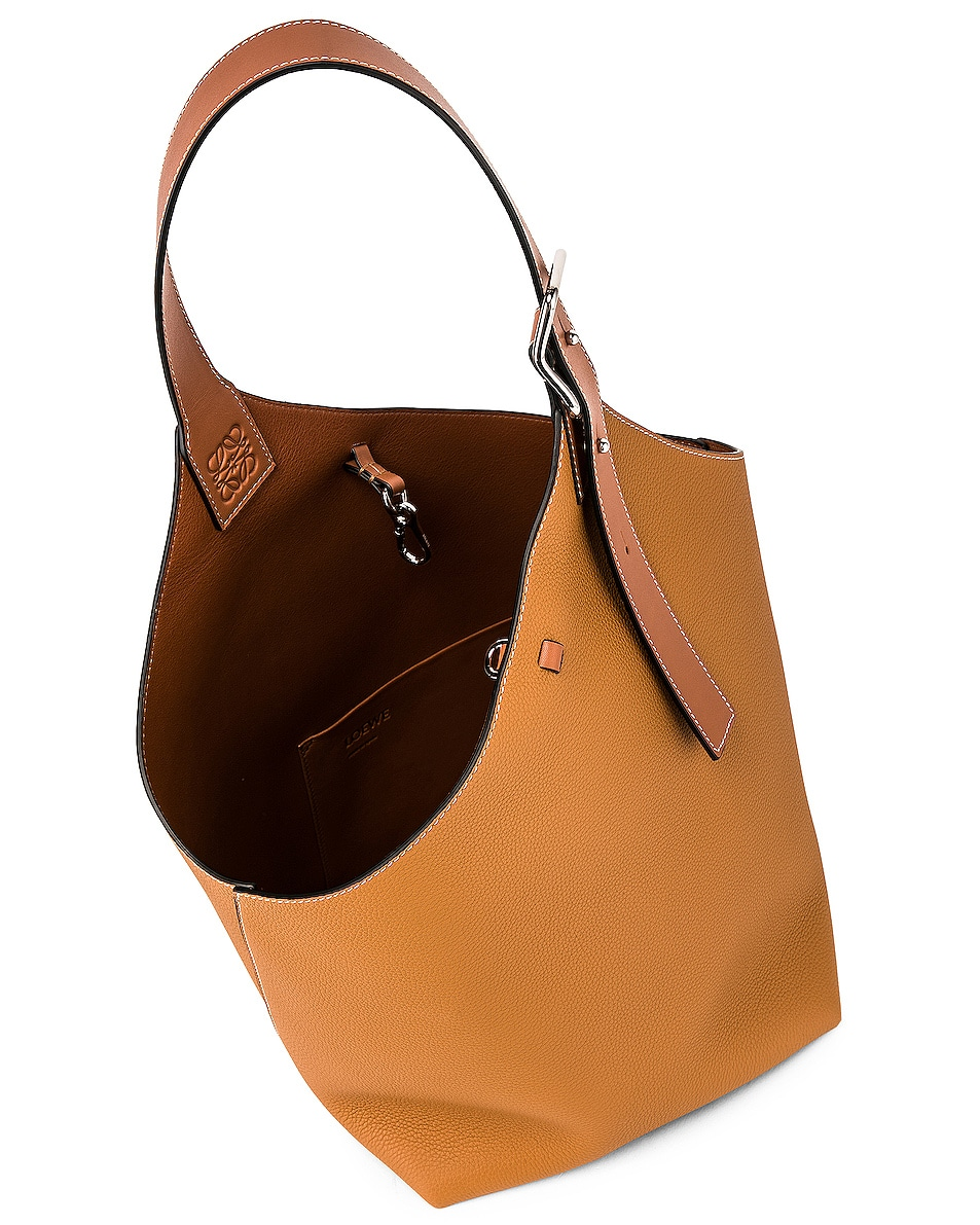 Image 5 of Loewe Balloon Bag in Light Caramel