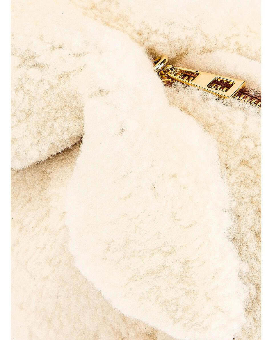 Image 8 of Loewe Bunny Mini Bag in Natural