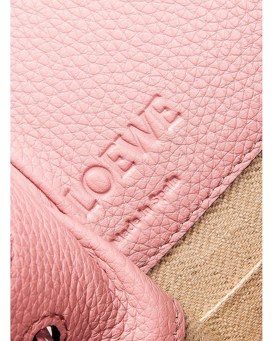 Image 7 of Loewe Mini Hammock Bag in Pastel Pink
