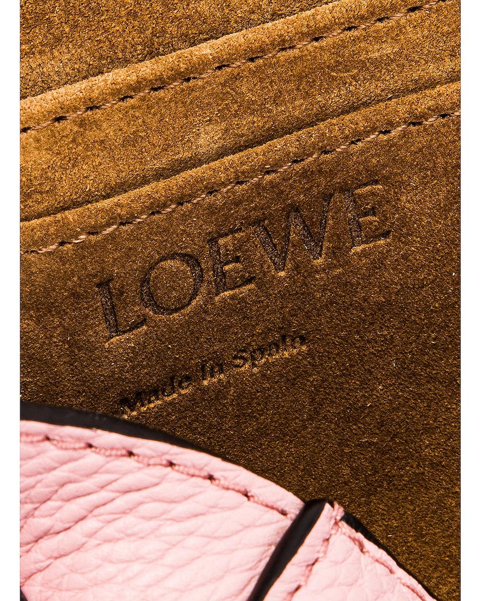 Image 7 of Loewe Mini Gate Bag in Pastel Pink