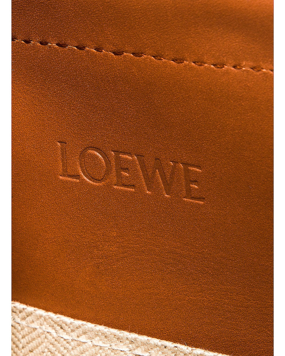 Image 6 of Loewe Cushion Tote Bag in Steel Blue