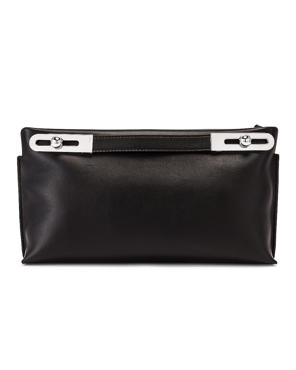 Image 3 of Loewe Missy Small Bag in Black