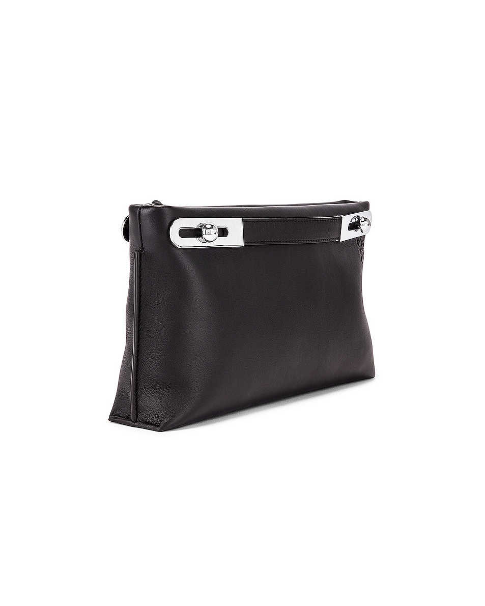 Image 4 of Loewe Missy Small Bag in Black