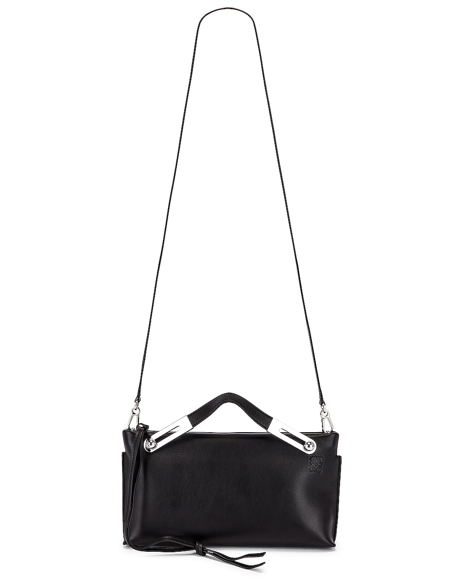 Image 6 of Loewe Missy Small Bag in Black
