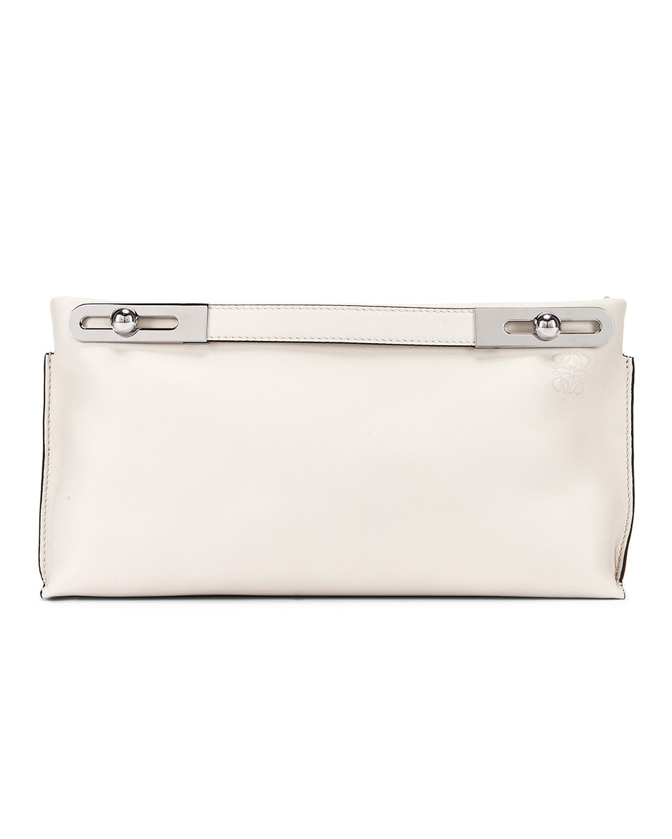 Image 1 of Loewe Missy Small Bag in Soft White