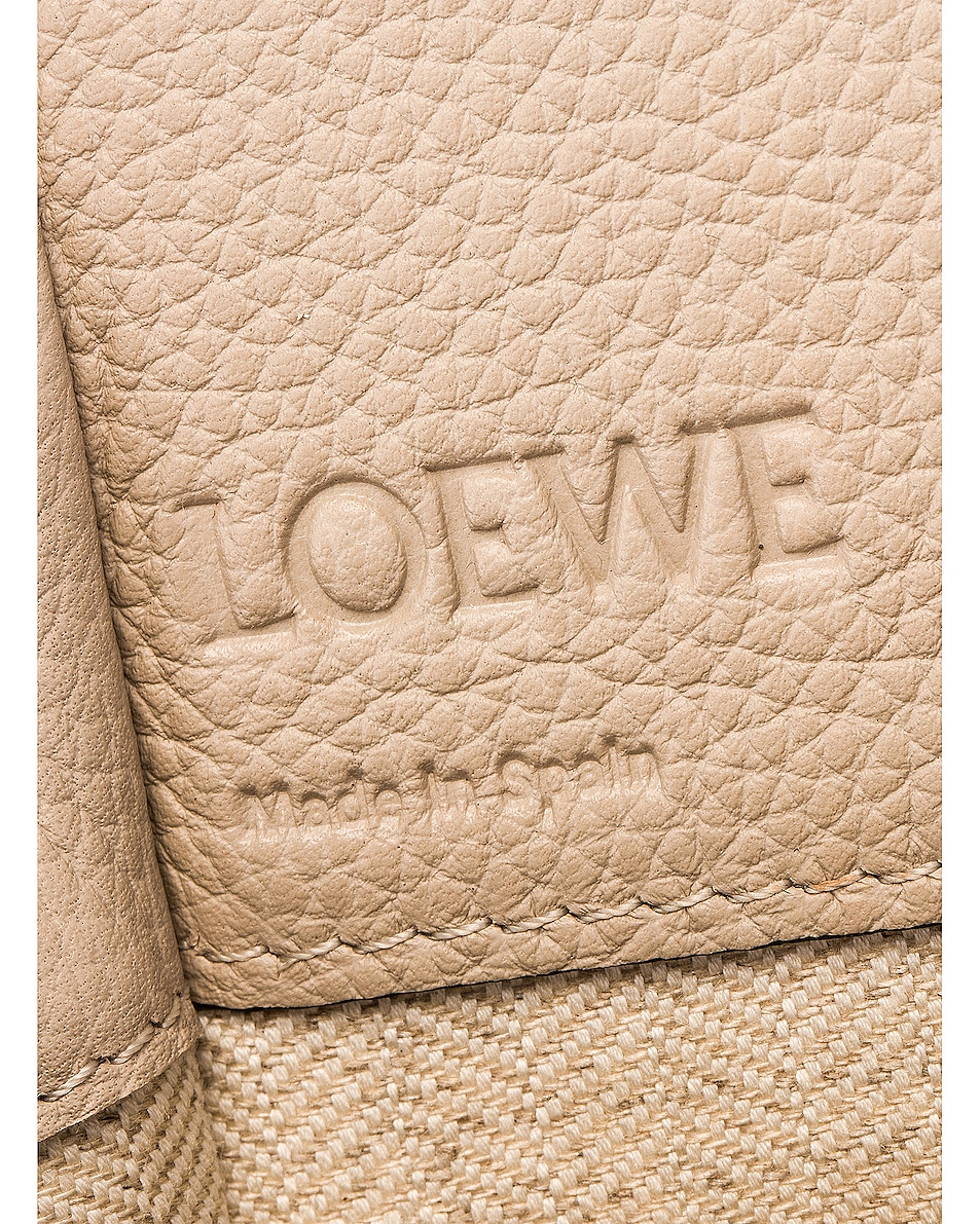 Image 8 of Loewe Hammock DW Mini Bag in Light Oat