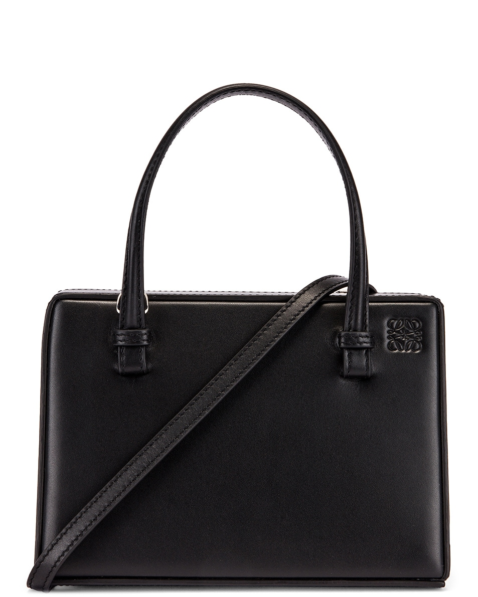 Image 1 of Loewe Box Small Bag in Black