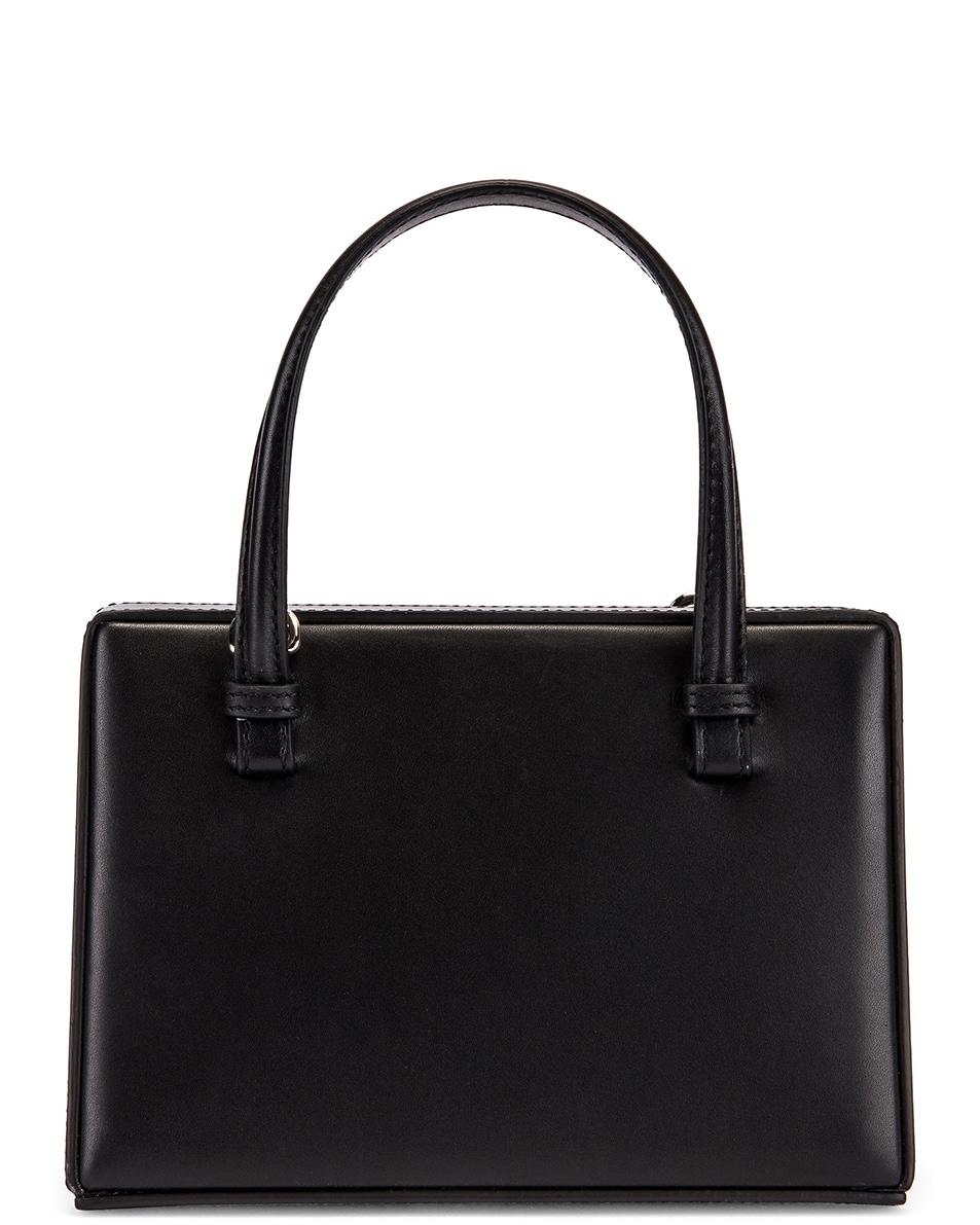 Image 3 of Loewe Box Small Bag in Black