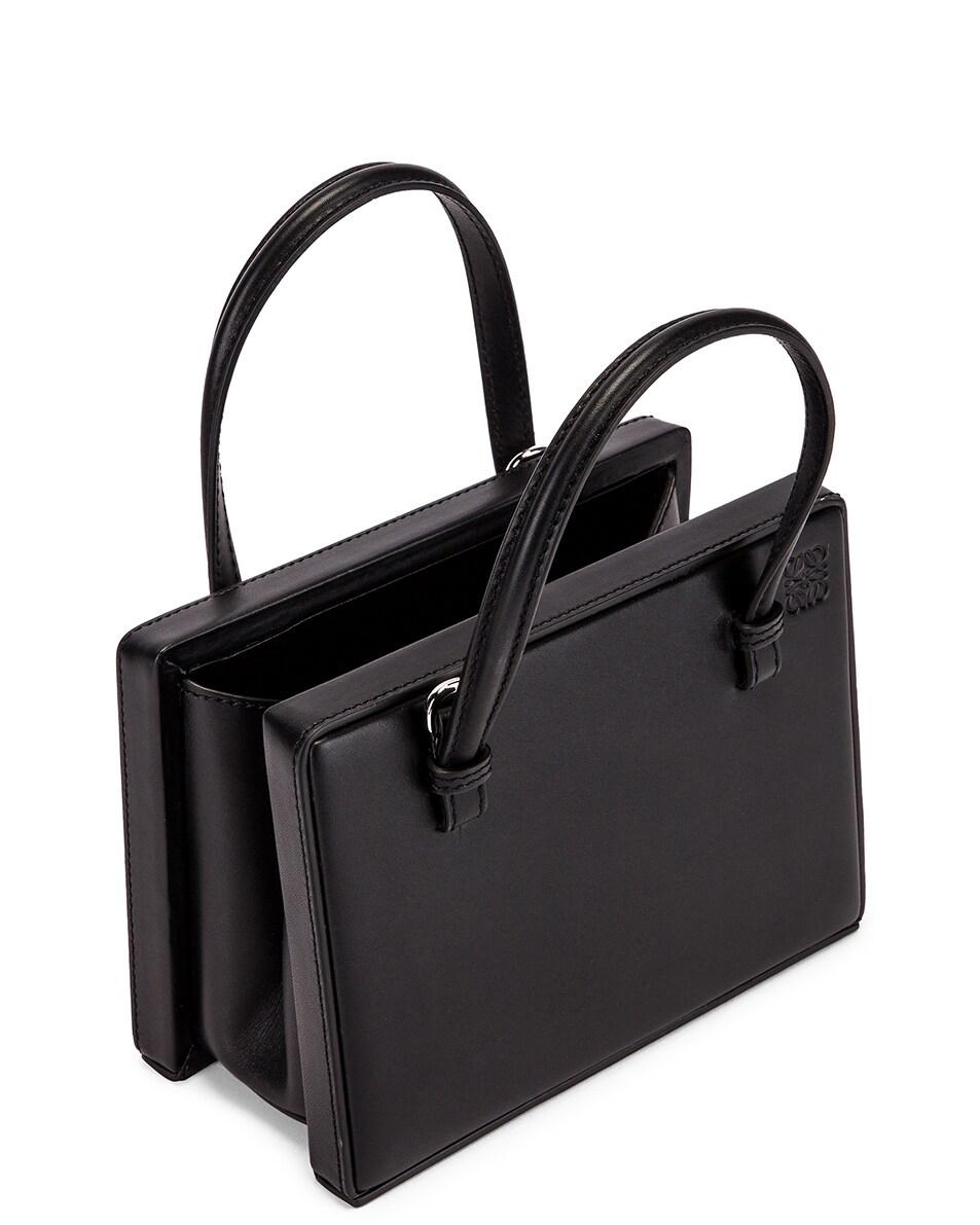 Image 5 of Loewe Box Small Bag in Black