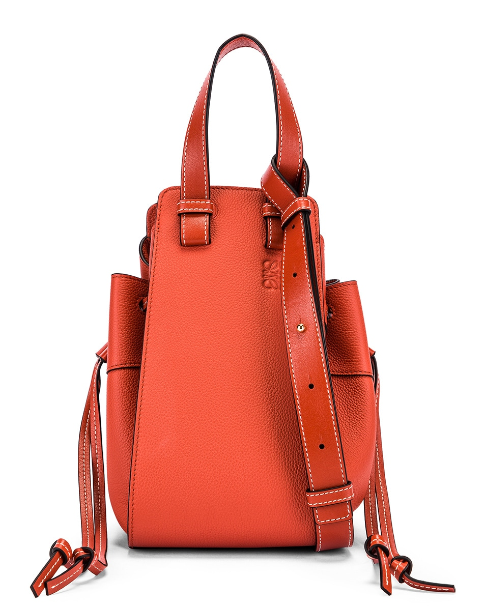 Image 1 of Loewe Hammock DW Small Bag in Vermillion