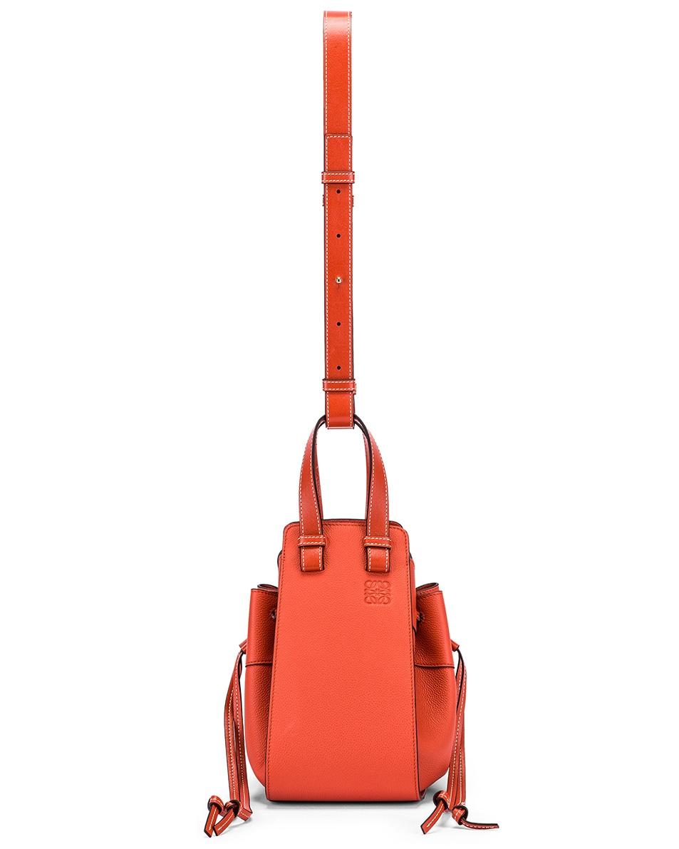 Image 6 of Loewe Hammock DW Small Bag in Vermillion