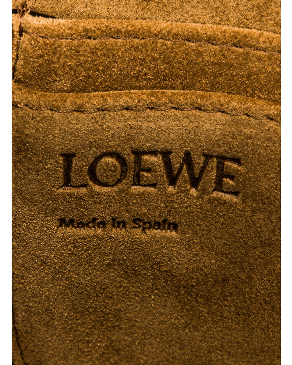 Image 5 of Loewe Gate Bumbag in Yellow
