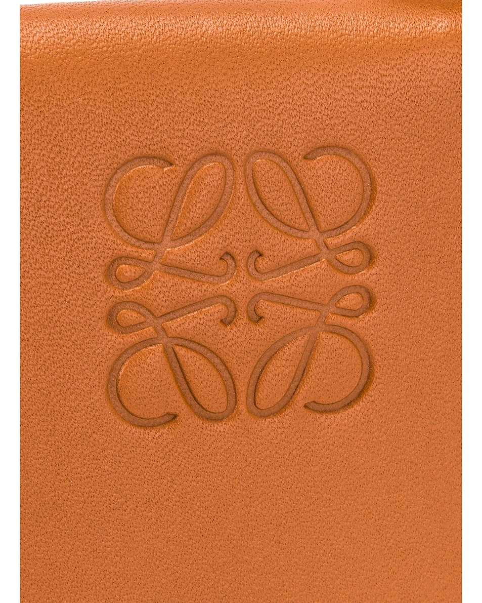 Image 8 of Loewe Heel Pouch Bag in Tan