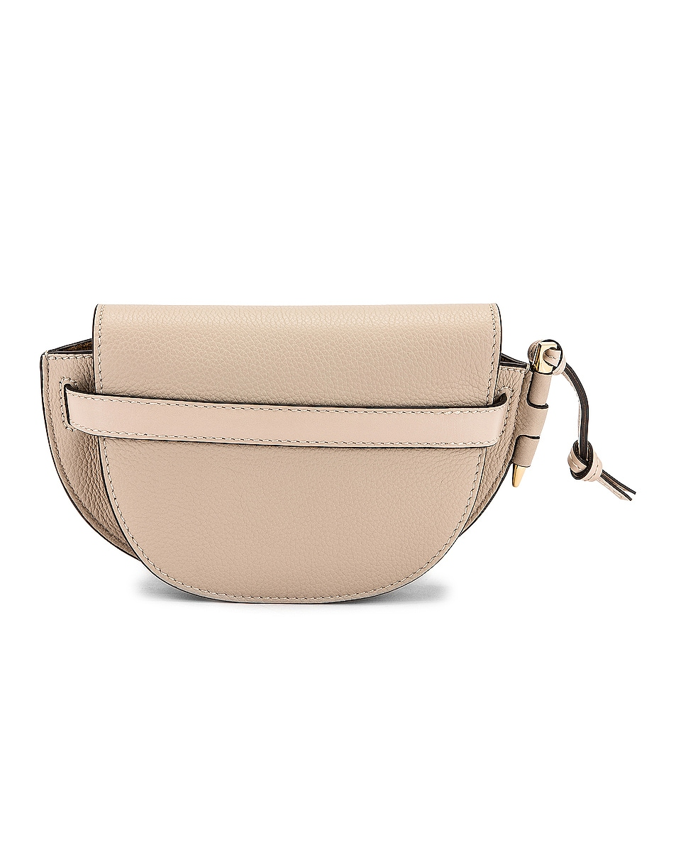 Image 3 of Loewe Gate Mini Bag in Light Oat