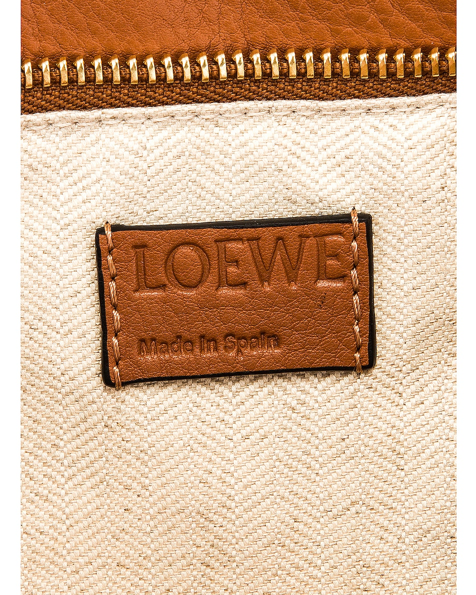Image 7 of Loewe Puzzle Floral Small Bag in Yellow