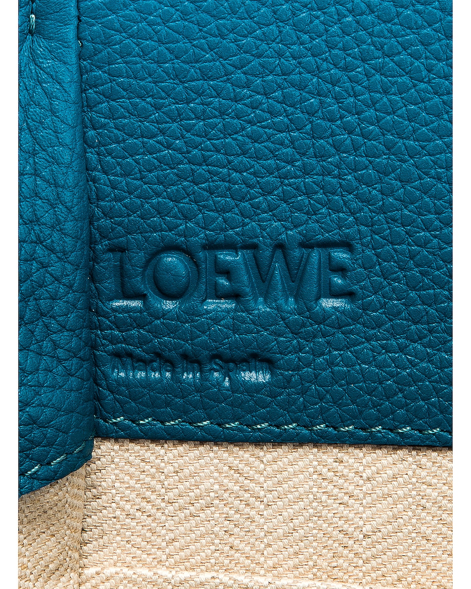 Image 7 of Loewe Hammock DW Mini Bag in Dark Lagoon
