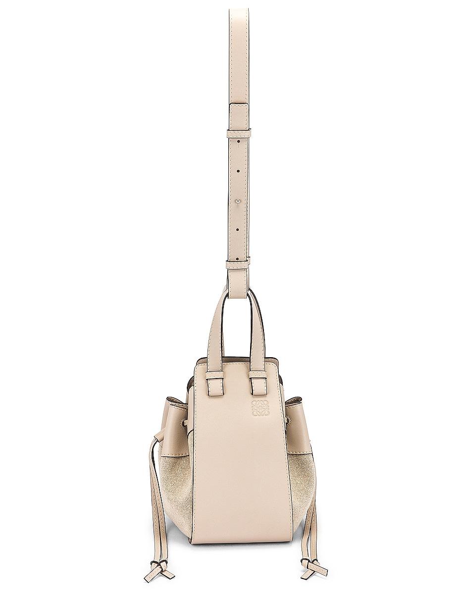 Image 6 of Loewe Hammock DW Small Bag in Light Oat