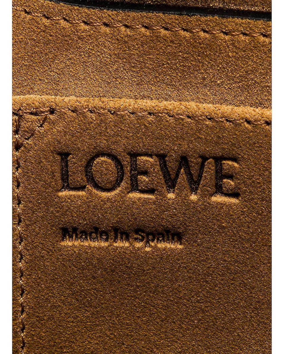 Image 7 of Loewe Gate Small Bag in Ochre