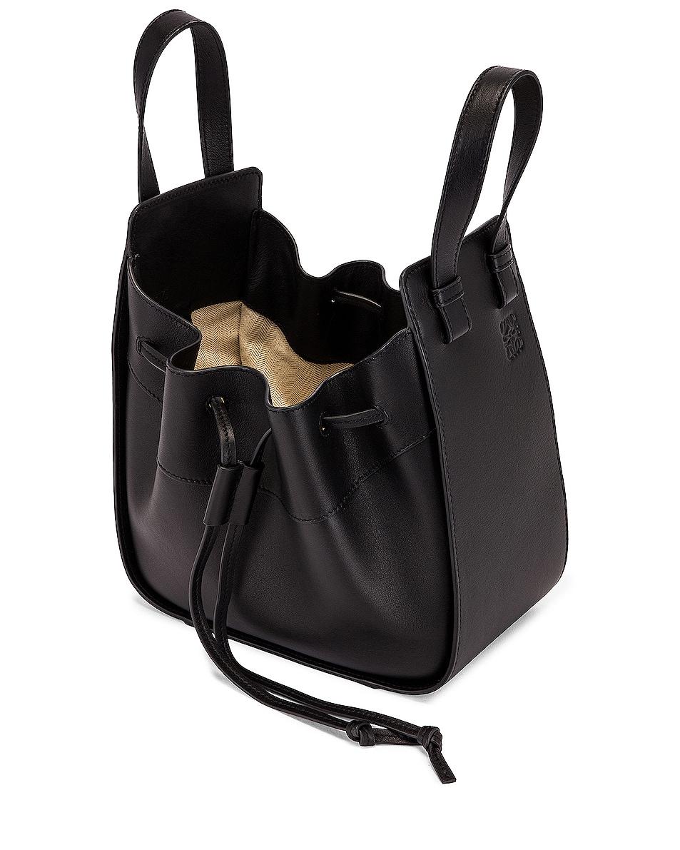 Image 5 of Loewe Hammock DW Small Bag in Black