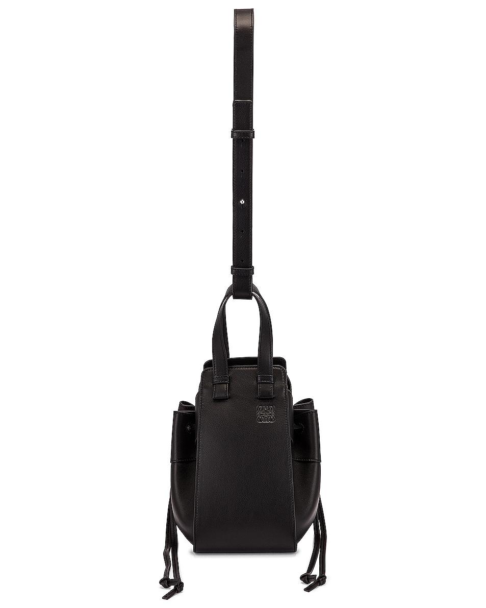 Image 6 of Loewe Hammock DW Small Bag in Black