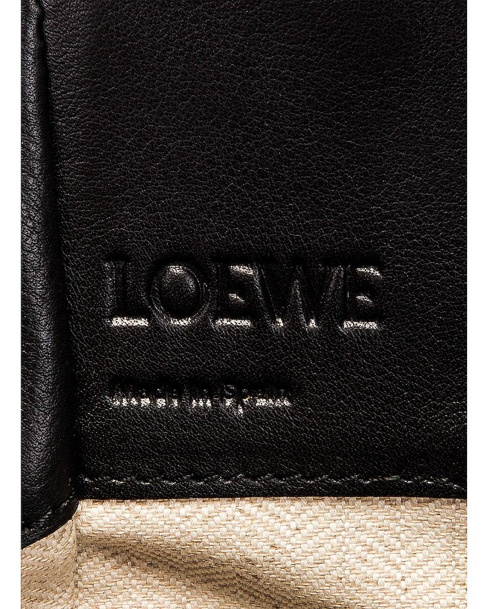 Image 7 of Loewe Hammock DW Small Bag in Black