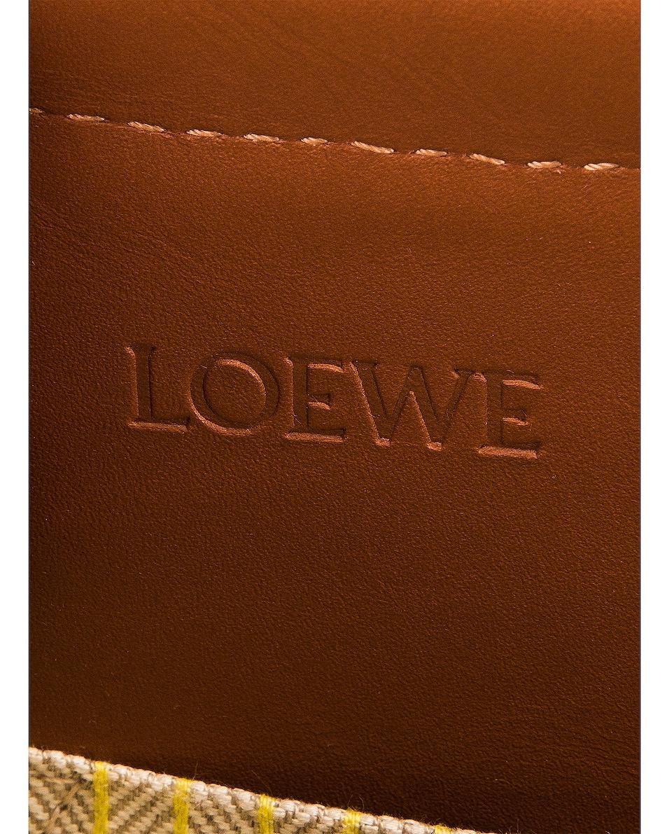 Image 6 of Loewe Cushion Tote Small Bag in Yellow