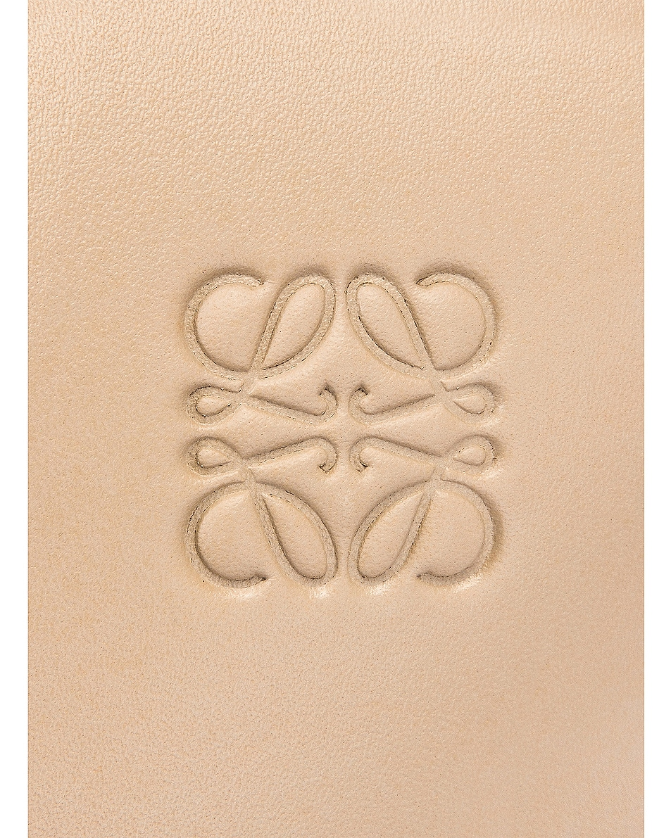 Image 8 of Loewe Gate Small Bag in Light Oat & Soft White