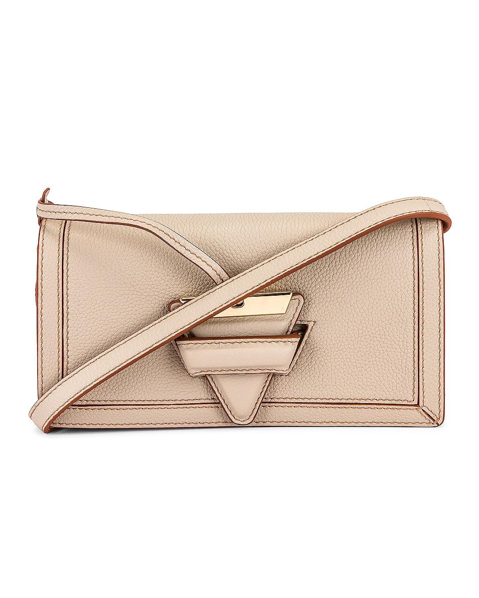 Image 1 of Loewe Barcelona Soft Mini Bag in Light Oat